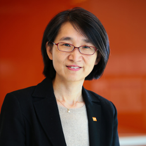 Frances Luk (Head of Corporate Affairs Greater China at BASF (China) Co., Ltd.)